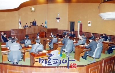 시의회임시회(2003)