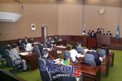 시의회임시회(2008)